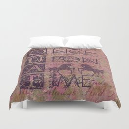Once Upon A Time - AWESOME TV Show Duvet Cover