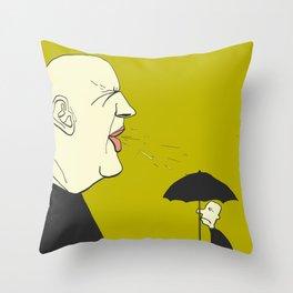 Funny Throw Pillow