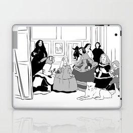 Las Meninas Laptop & iPad Skin