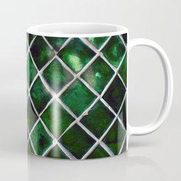 Emerald Pattern Coffee Mug