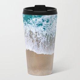 Surf Metal Travel Mug