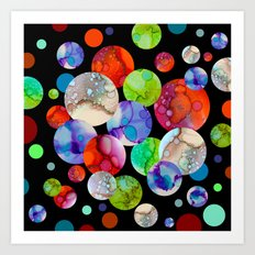 Having a Ball Art Print