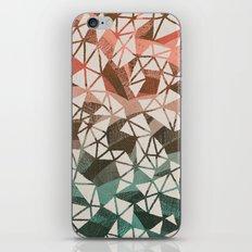 Geometry Jam iPhone Skin