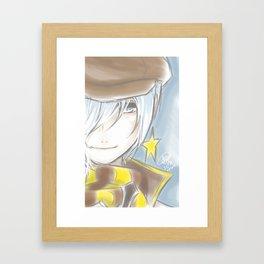 DNSEA_Hidden Pain Framed Art Print