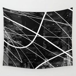 A Wondering Mind Wall Tapestry