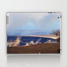On Top Of The Volcano Laptop & iPad Skin