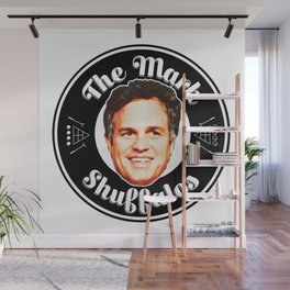 Mark Shuffalos Wall Mural