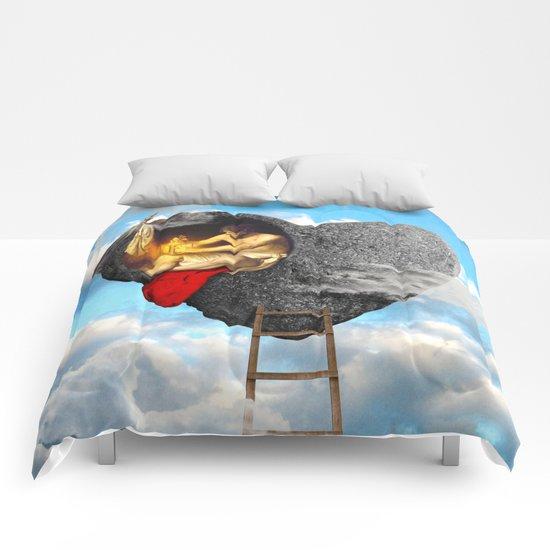 Inner Sanctum Comforters