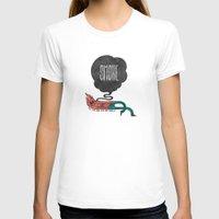 smoke T-shirts featuring Smoke! by Hector Mansilla