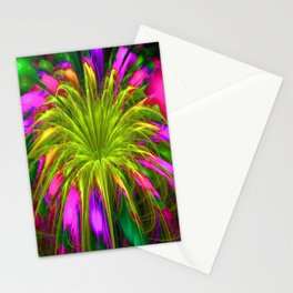 Fiesta Flower III Stationery Cards