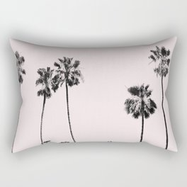 Blush Sky Rectangular Pillow