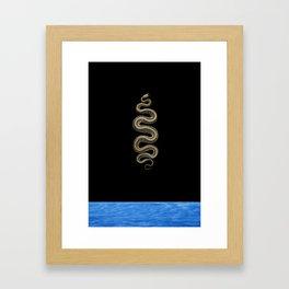 snkskell_61010 Framed Art Print