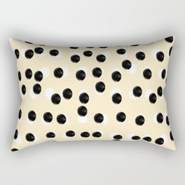Fanky dots Rectangular Pillow