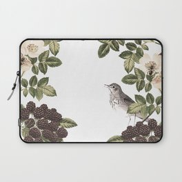 Blackberry Patch Laptop Sleeve