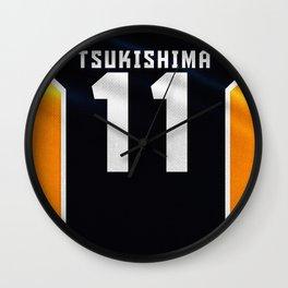 Haikyuu Anime Wall Clock
