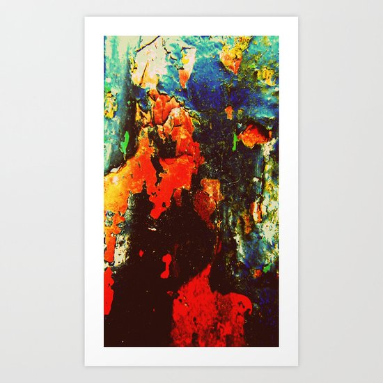 Gobs and Gobs of It Art Print