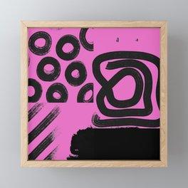 rustP!nk Framed Mini Art Print