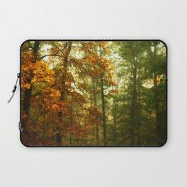 Mysterious Fall Laptop Sleeve