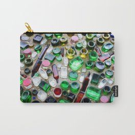 Glass Wall Carry-All Pouch