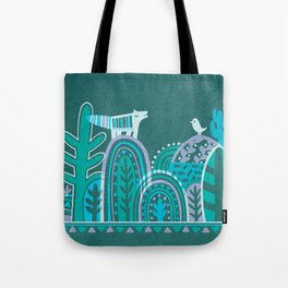 In Forest Tote Bag