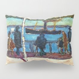 The Walk By The River - Digital Remastered Edition Pillow Sham