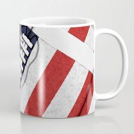 4th of July American Football Fanatic Coffee Mug