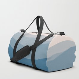 Azure Shores Duffle Bag