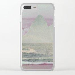 Chiricahua Clear iPhone Case