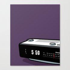 Pop Icon - Groundhog Day Canvas Print