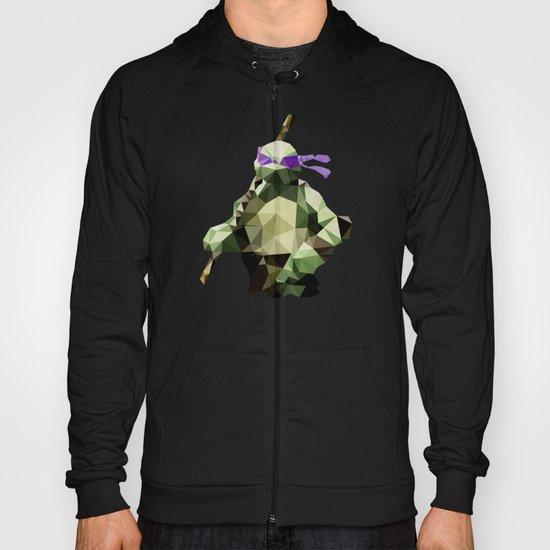 Polygon Heroes - Donatello Hoody
