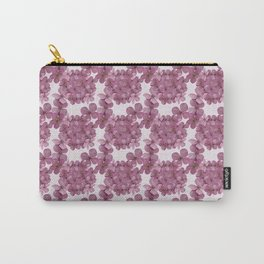 Hydrangea Pink Carry-All Pouch