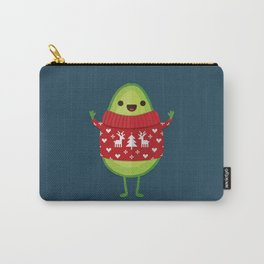 AVO MERRY CHRISTMAS Carry-All Pouch