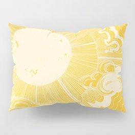 Solar Flare Pillow Sham