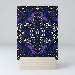 Twisted Energy Remix Mini Art Print