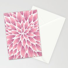 Petal Burst #10 Stationery Cards