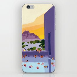 Skies iPhone Skin