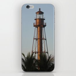 Sanibel Light iPhone Skin