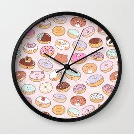 Mmm... Donuts! Wall Clock