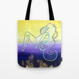 In Your Arms Tote Bag