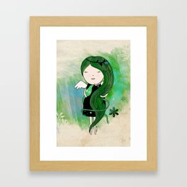 Cora Framed Art Print