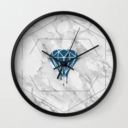 Stone & Marble Wall Clock