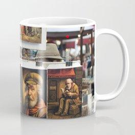 Paris Montmartre painting Coffee Mug