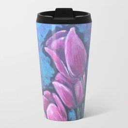 I love purple Travel Mug