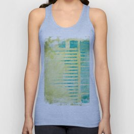 Abstract No. 216 Unisex Tank Top