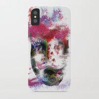 no face iPhone & iPod Cases featuring Face by Marian - Claudiu Bortan