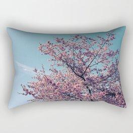 Blossom Into Spring Rectangular Pillow