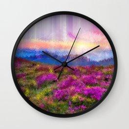Revelation 2017 Wall Clock