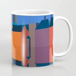 The Hague Double Faced Coffee Mug