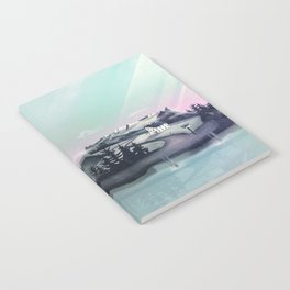 Alpine Island Notebook