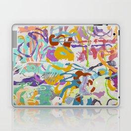 Shamanic Painting 09 Laptop & iPad Skin